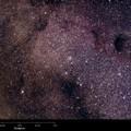 Звёздное облако Стрельца — Мессье 24