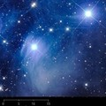 Звёздное скопление Плеяды — Мессье 45