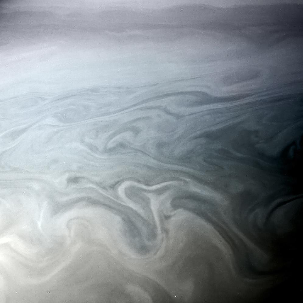 Бурная атмосфера планеты