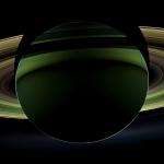 Кассини в тени Сатурна