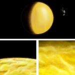 Пролет спутника Титана