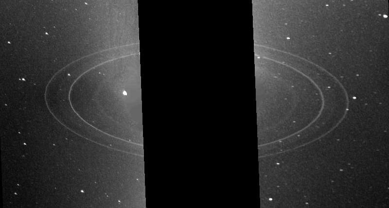 Спутники и кольца нептуна