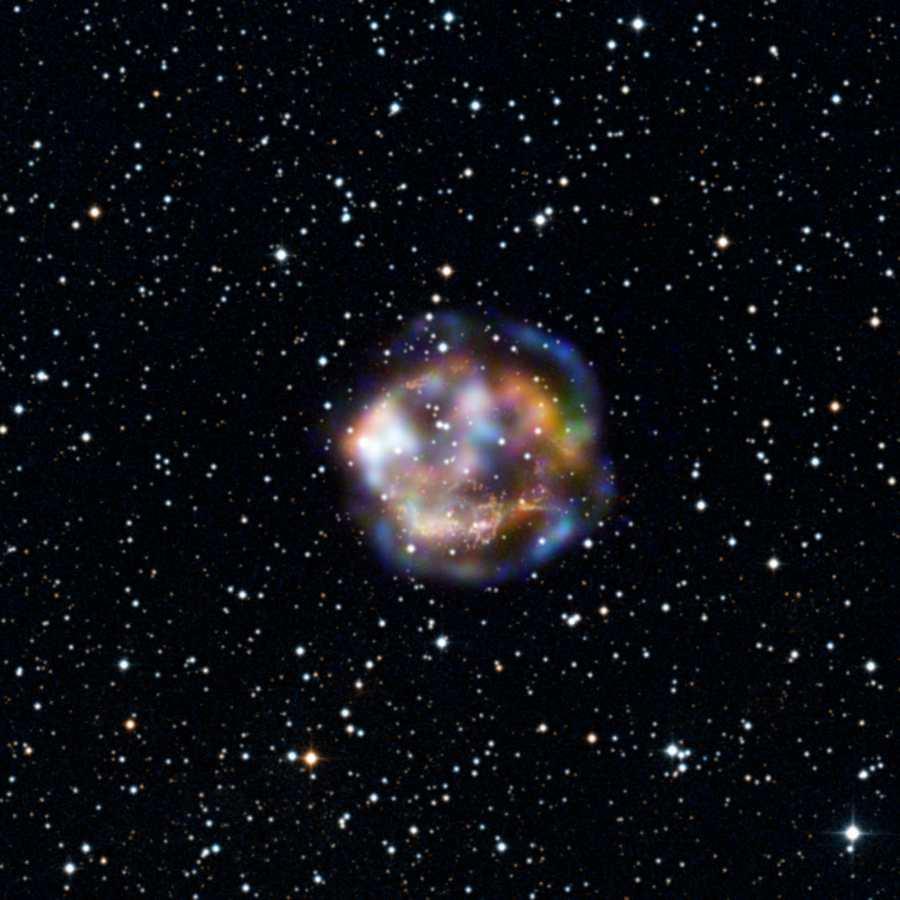 Остаток сверхновой Кассиопея А