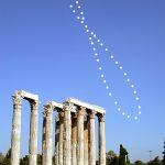 Аналемма и храм Олимпийского Зевса