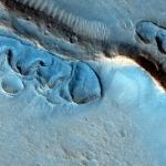 Марсианские ямы со странной формой