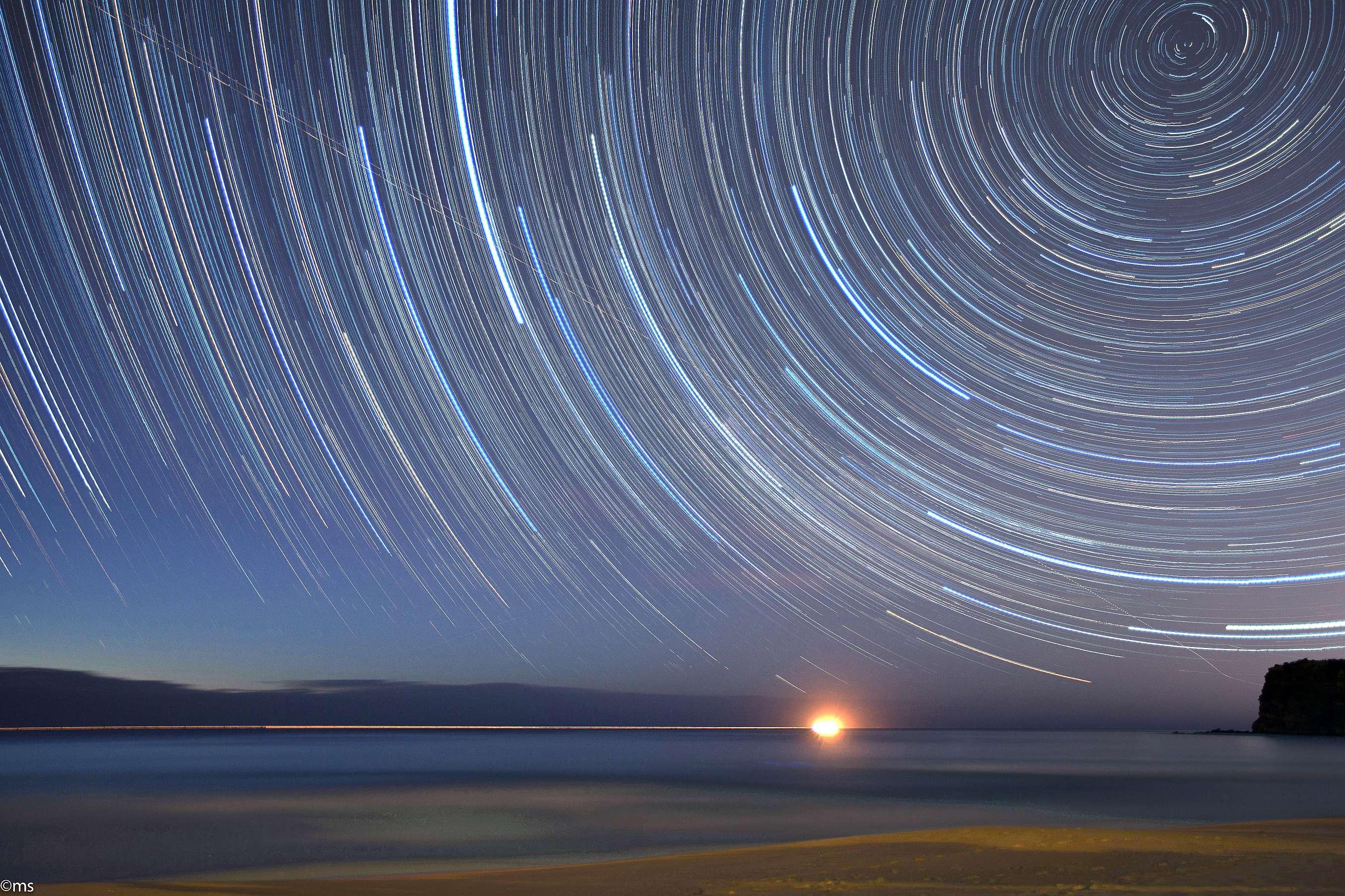 рассчета фото звездного неба с большой выдержкой женщина