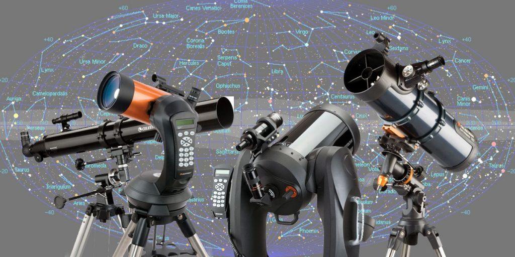 Полезные советы по выбору телескопа