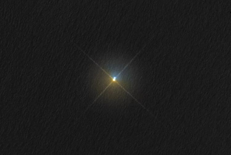 Красивое созвездие Волопас