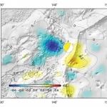 Как гравитационное поле Земли изменилось после землетрясения в Японии