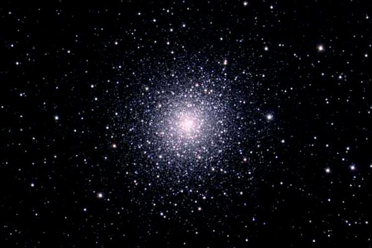 Шаровое звёздное скопление М92