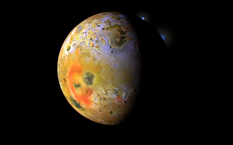 Юпитер - самая массивная планета