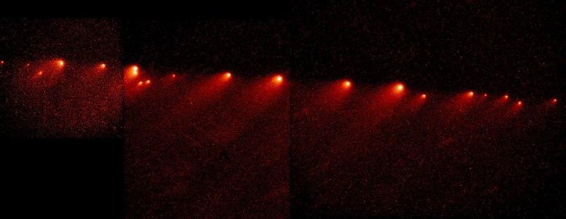 Комета Шумейкеров-Леви 9