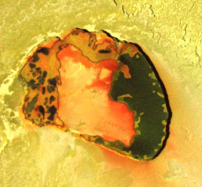 Патера Тупана, вулкан на Ио