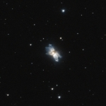Планетарная туманность IRAS 19024+0044