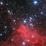 Планетарная туманность NGC 3572