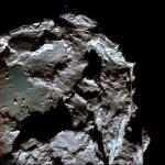 Последние изображения зонда Rosetta