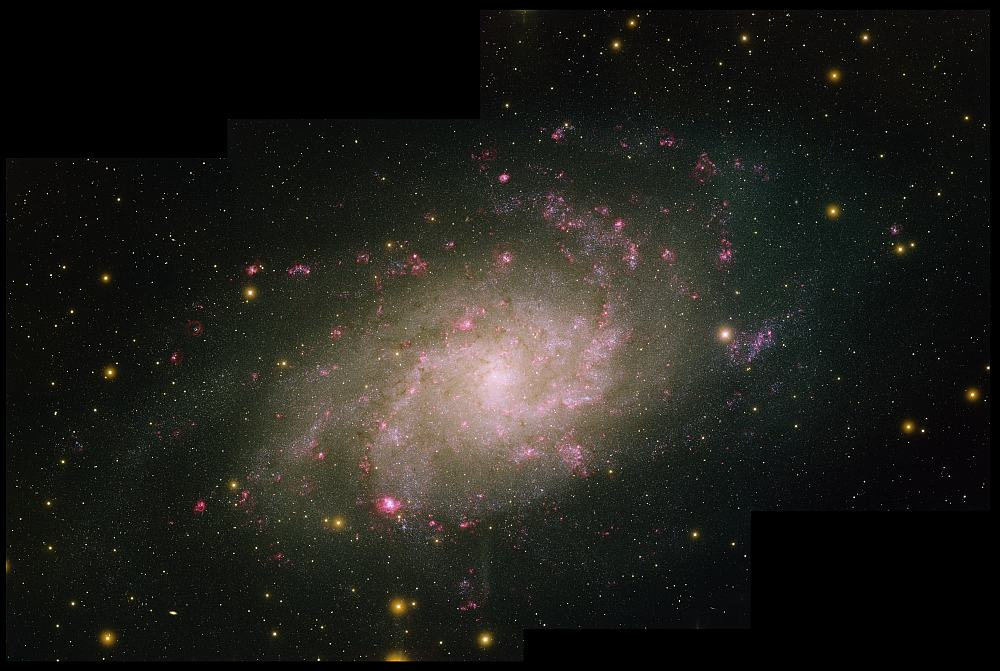 Галактика м33