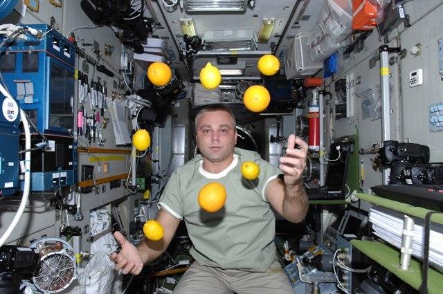 Лимоны на орбите
