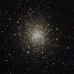 Palomar 2 - слабое шаровое звездное скопление в созвездии Возничего