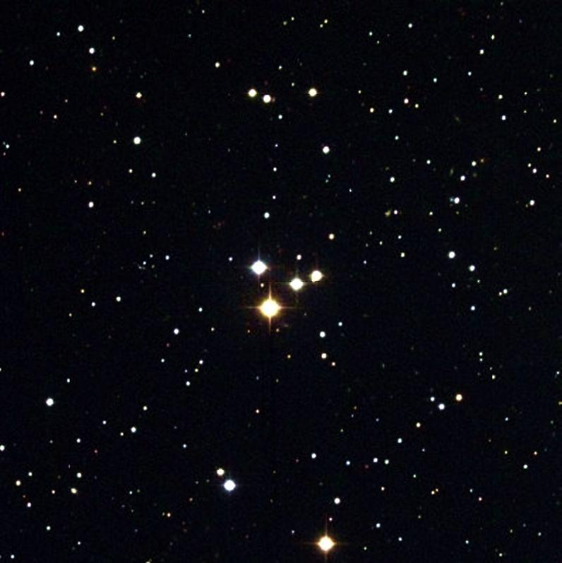 Рассеянное скопление M73