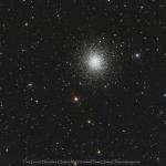 Шаровое скопление M13 в Геркулесе