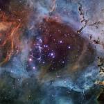 Скопление NGC 2244