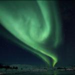 Онлайн трансляция полярного сияния
