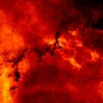Это изображение было получено по программе IPHAS - фотометрический обзор плоскости Млечного Пути в линии H на телескопе Исаака Ньютона,