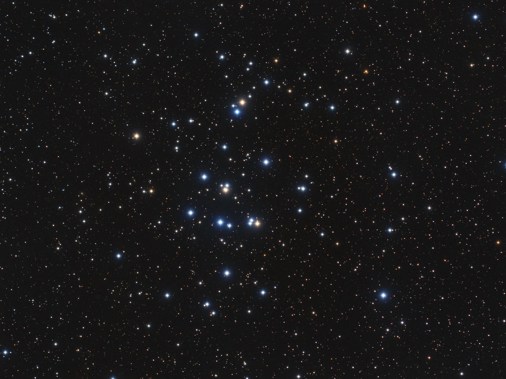 Гиады или M44