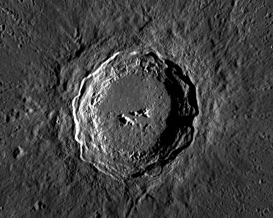 Коперник с орбиты