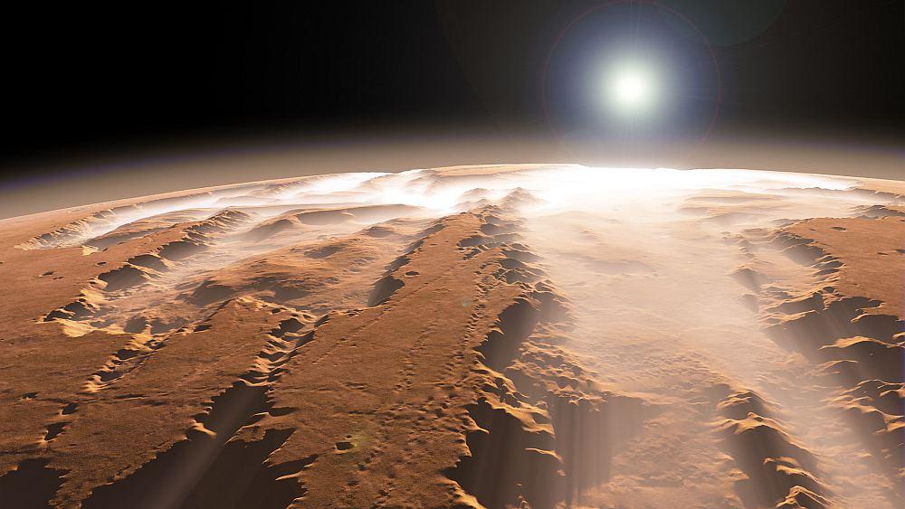 Какая погода на марсе