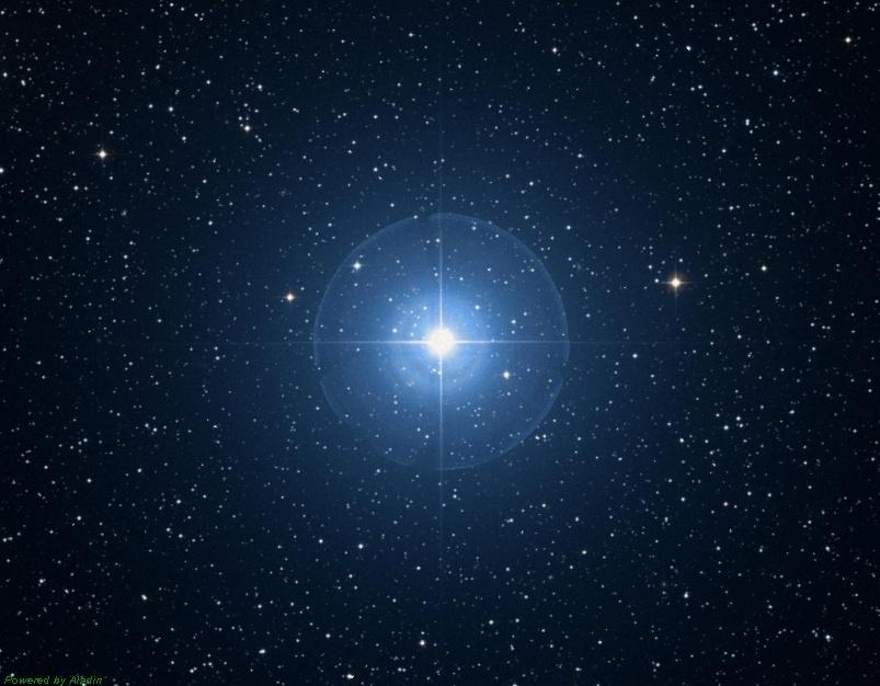 Звезда Гомейза
