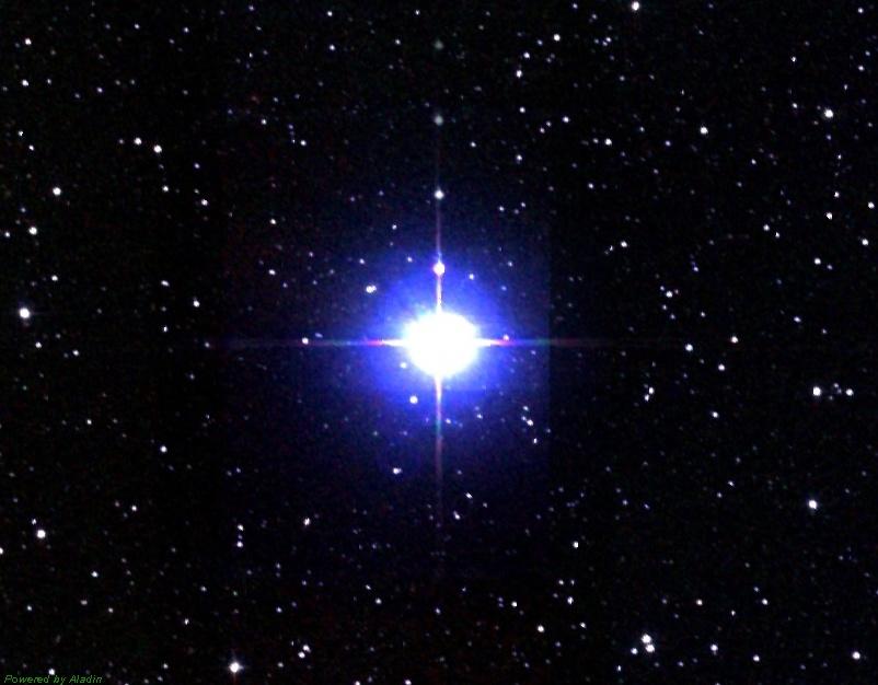 Дзета Телескопа