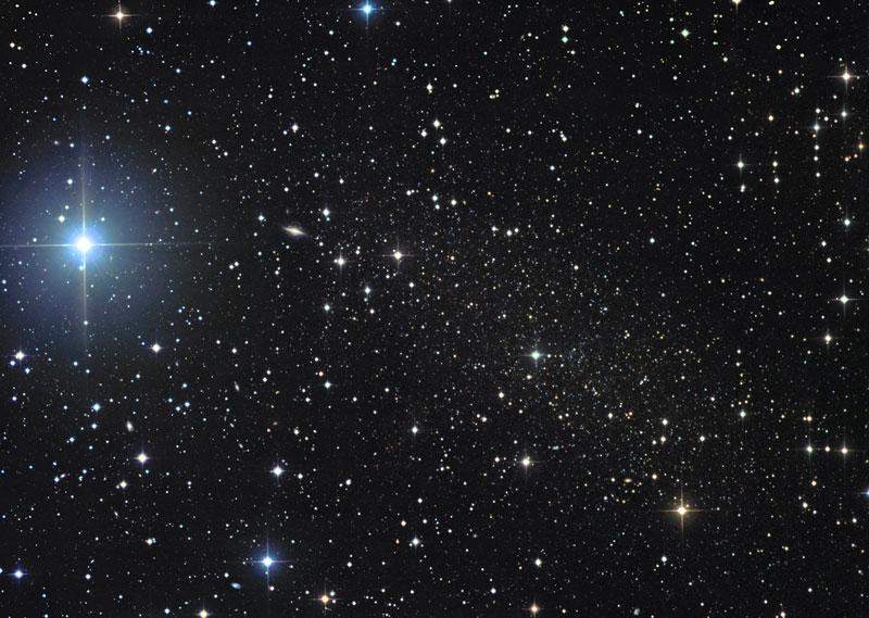 Галактика карлик Малой Медведицы