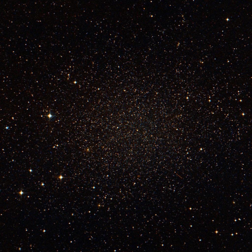 Карликовая галактика в созвездии Скульптор