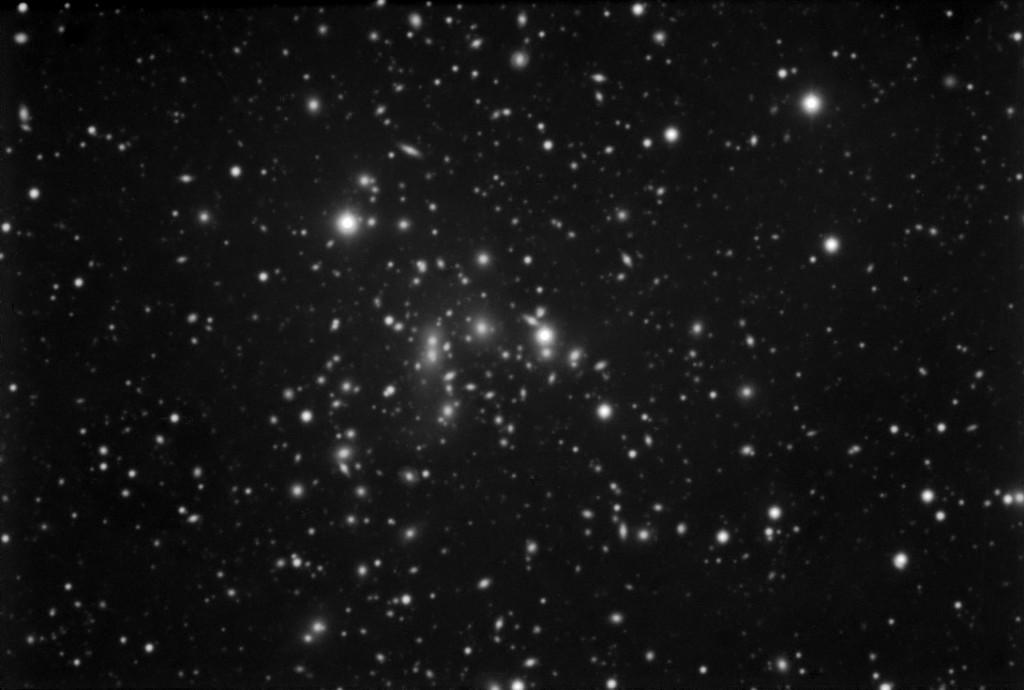 Скопление галактик Абель 2065