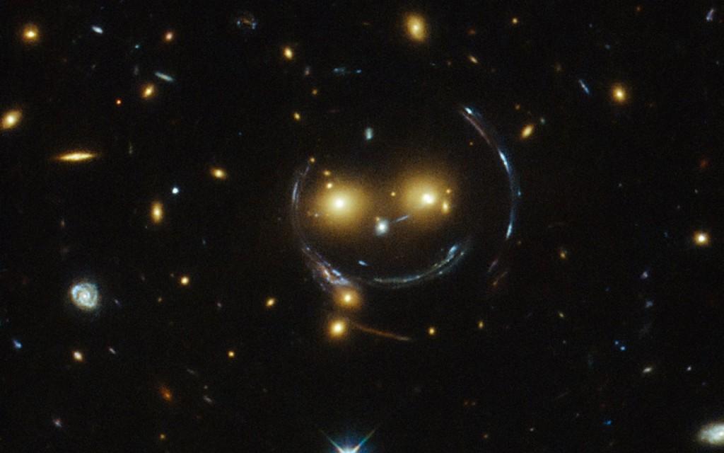Скопление SDSS J1038+4849