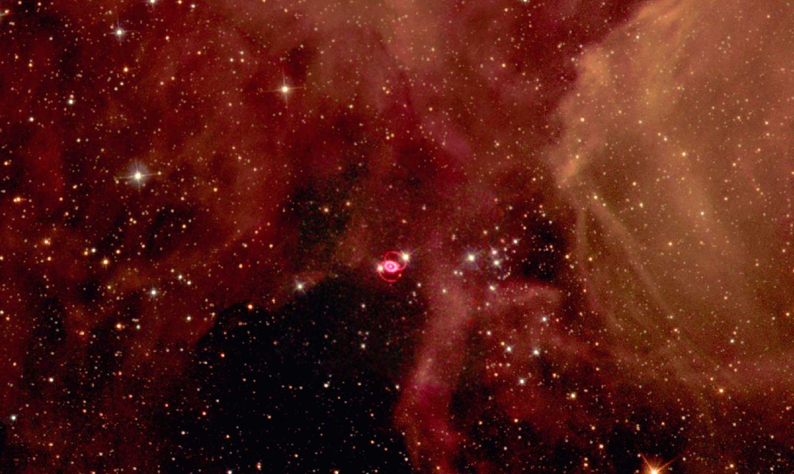 Сверхновая SN 1987A