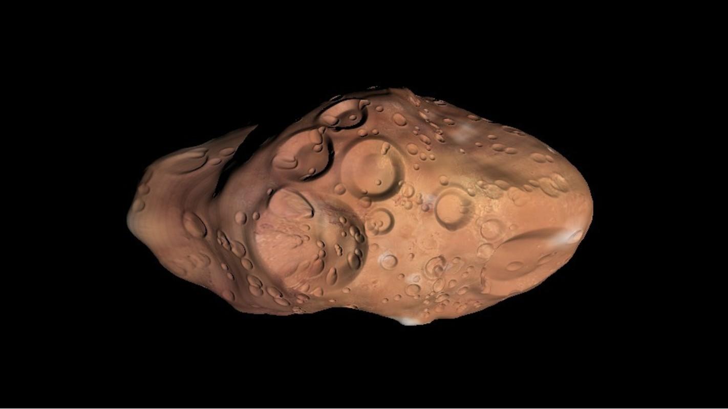 Амальтея — спутник Юпитера
