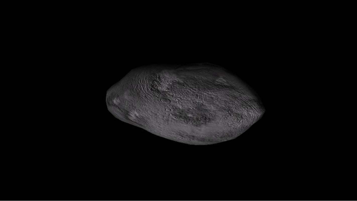 Метида — спутник Юпитера