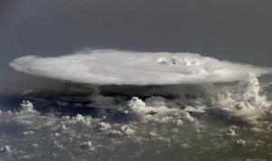 Облако из космоса