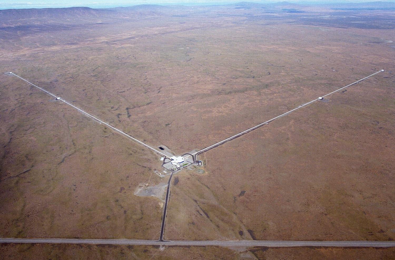 Установка LIGO