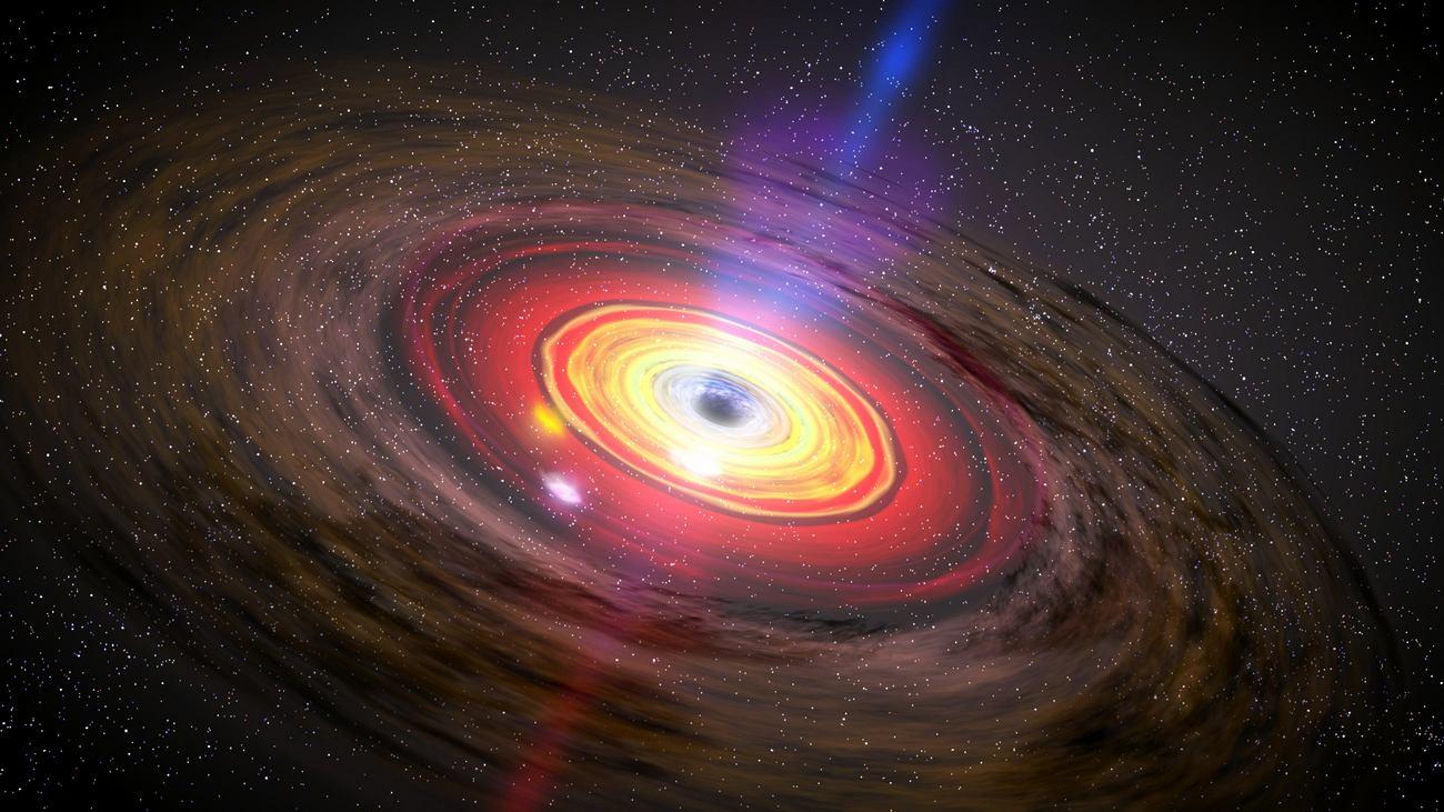 Вопреки своей природе черные дыры способствуют излучению частиц