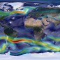 Карта течений мировых океанов