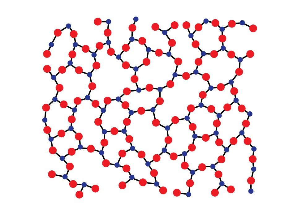 Аморфные тела (структура диоксида кремния)