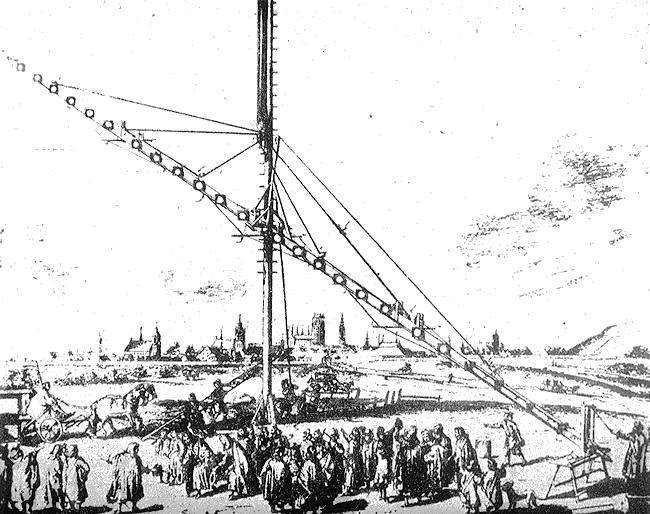 Длинный телескоп Гевелия