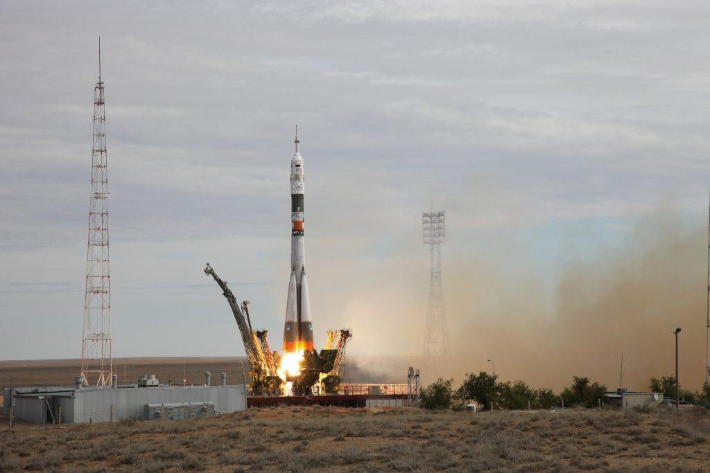 Космодром Байконур — первый космодром в мире