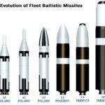 Семейство американских баллистических ракет для подводных лодок