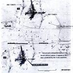 Другой снимок ракеты и соседней стартовой площадки