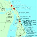 Для её запусков на мысе Канаверал были отобраны три площадки, севернее 39 стартового комплекса: